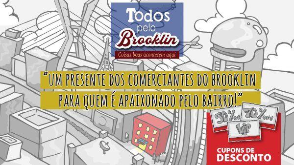 Cupons de Desconto Todos pelo Brooklin – Inova Berrini