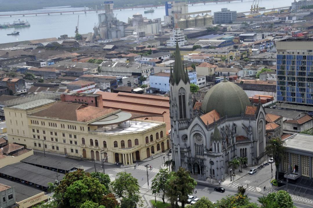 Walking Tour pelo Centro Histórico de Santos